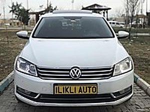 İLİKLİ AUTO DAN 2012 VW PASSAT 1.6TDİ HİGLİNE   SANROOF  MANUEL Volkswagen Passat 1.6 TDi BlueMotion Highline