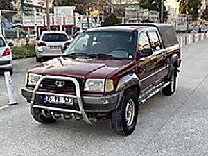 2005 TATA Telcoline KLİMALI 127.000 KM YENİ VİZE Tata Telcoline 4x2 Çift Kabin