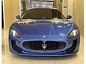 AUTO SERKAN 2013 MASERATİ İÇ ÖZEL SİPARİŞ VERGİ BARŞLI TRAMERSİZ Maserati GranTurismo 4.7 S