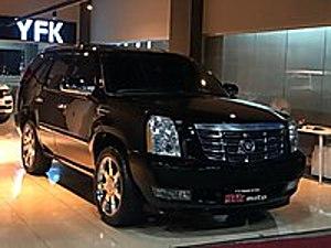 YFK AUTO DAN 2011 MODEL CADİLLAC ESCALADE EMSALSİZ KM DE FULL Cadillac Escalade 6.2 V8