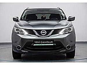 2017 MODEL NİSSAN QASHQAİ 1.6 DCİ 130PS BLACK EDİTİON 84000KM Nissan Qashqai 1.6 dCi Black Edition