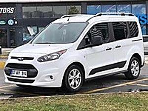 ÇINAR DAN 2018 MODEL 57 BİNDE DELUX PAKET 1 5 CC 100 BG CONNECT Ford Tourneo Connect 1.5 TDCi Deluxe