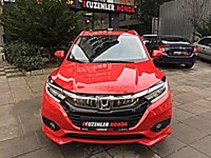 KUZENLER HONDA DAN 2019 HRV 1.5 EXECUTİVE 0 KM MAKYAJLI KASA Honda HR-V 1.5 i-VTEC Executive