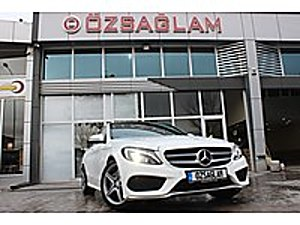 Özsağlam dan 2016 Model Mercedes C200d   AMG 111binde Boyasız Mercedes - Benz C Serisi C 200 d BlueTEC AMG