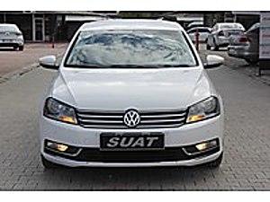 SUAT PLAZA DAN 2013 PASSAT 1.6 TDI DSG COMFORTLİNE HATASIZ Volkswagen Passat 1.6 TDi BlueMotion Comfortline