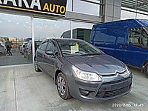 ANKARA AUTO dan Kaporası Alınmıştır. Citroën C4 1.6 HDi VTRPK