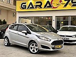 GARAC 79 dan 2014 FİESTA 1.25 BENZİN 65.000 KM DE HATASIZ Ford Fiesta 1.25 Trend X