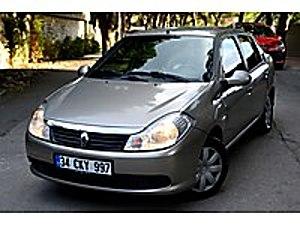 2009 MODEL - 200.000 KM - TEMİZ KULLANILMIŞ SORUNSUZ SYMBOL Renault Symbol 1.2 Authentique