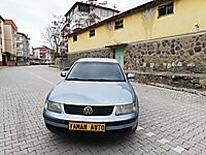 YAMAN OTO GALERİDEN HATASIZ PASSAT Volkswagen Passat 1.8 T Comfortline