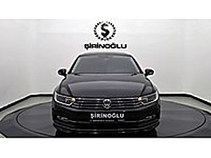 2016 PASSAT DSG COMFORTLİNE SUNROOF İYİ NİYET GARANTİLİ 43 KM Volkswagen Passat 1.6 TDi BlueMotion Comfortline