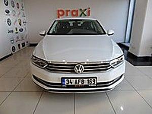 PRAXİ OTOMOTİV DEN 2017 PASSAT 1.6 TDİ COMFORT- YENİ EKRAN DSG Volkswagen Passat 1.6 TDi BlueMotion Comfortline