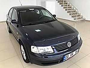 2000 MODEL VOLKSWAGEN PASSAT 1.8 DİJİTAL KLİMA ABS 4 AIRBAG LPG Volkswagen Passat 1.8