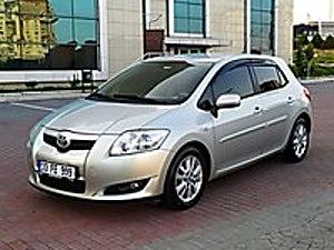 2010 TOYOTA AURIS TAM OTOMATİK BOYASIZ 80 BN KM ELEGANT Toyota Auris 1.6 Elegant