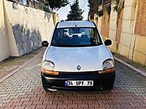 2002 RENAULT KANGO EXPRESS 1.9 DTİ OTOMOBİL RUHSATLI Renault Kangoo Express 1.9 DTi Kangoo Express 1.9 DTi