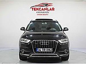 TEKCANLAR DAN   BOYASIZZ-133.000 DE-QUATTRO-177 HP 4x4 OFF ROAD Audi Q3 2.0 TDI