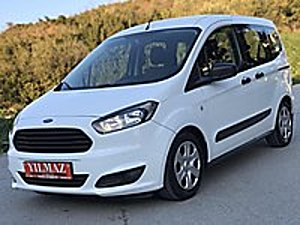 2016 FORD TOURNEO COURİER 1.6 TDCİ OTOMOBİL RUHSATLI  18 FATURA Ford Tourneo Courier 1.6 TDCi Journey Trend
