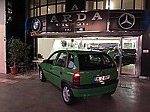 ARDA dan 97 OPEL CORSA 1.4 GLS KLİMA   SIRALI LPG   ÇELİK JANT Opel Corsa 1.4 GLS