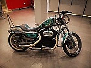 2004 MİLWAUKEE ÜRETİMİ 883 XL HARLEY DAVİDSON Harley-Davidson Sportster XL883