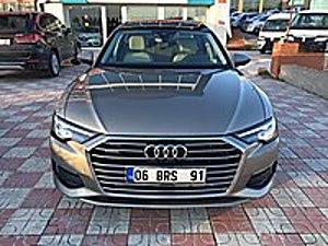 HAKKI OTO DAN 2018 AUDİ A6 3.0 TDİ QUATTRO DESİGN 286 HP FULL Audi A6 A6 Sedan 3.0 TDI Quattro