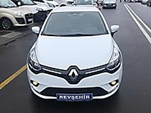 2017 RENAULT CLİO 1.5DCİ TOUCH EDC BOYASIZ MAKYAJLI Renault Clio 1.5 dCi Touch