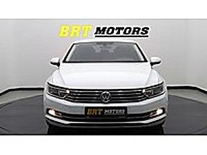 BRT MOTORS 2017 PASSAT 1.6 TDİ BLUEMOTİON COMFORTLİNE DSG Volkswagen Passat 1.6 TDI BlueMotion Comfortline