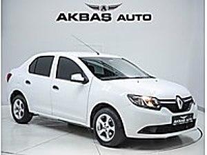 AKBAŞ AUTO DAN 2016 SYMBOL 1.5 90BG 73.000 KMDE TEMİZ ARAÇ   Renault Symbol 1.5 dCi Joy