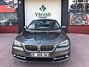 BORUSAN ÇIKIŞLI 2014 PREMİUM HAYALET VAKUM KAZASIZ TRAMERSİZ BMW 5 Serisi 520i Premium