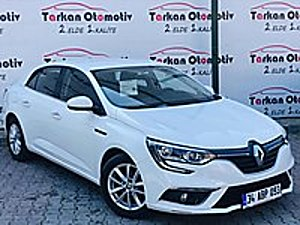 29 BİN KM DE 2017 MEGANE TOUCH 1.5 DCİ 110 HP DİZEL OTOMATİK Renault Megane 1.5 dCi Touch