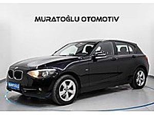 MURATOĞLU  2012 BMW 1.16İ SPORTLİNE BOYASIZ HATASIZ TRAMERSİZ BMW 1 Serisi 116i Sport Line