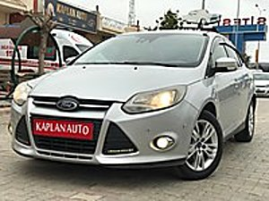 KAPLAN AUTO DAN...2011 FORD FOCUS 1.6 TDCİ STYLE Ford Focus 1.6 TDCi Style
