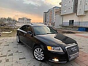 2010 AUDİ A6 OTOMOTİK DİZEL FULLL FULLL  Audi A6 A6 Sedan 2.0 TDI