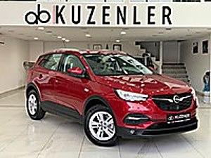 HEMEN TESLİM   SIFIR KM   YAKUT KIRMIZI   GRANDLAND X 1.5D YENİ Opel Grandland X 1.5 D Enjoy