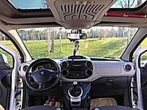 TEKİNDAĞ dan 2015 Model Partner   ANINDA TAMAMINA KREDİ   Peugeot Partner 1.6 HDi Zenith