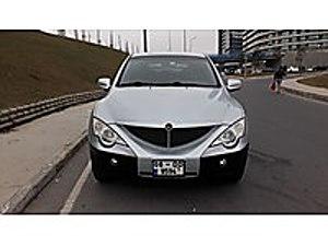 2011 ACTYON SPORTS 4x4 OTOM VİTES ORJ. KABİN TRAMER DEĞİŞEN YOK Ssangyong Actyon Sports 2.0 XDI 4x4