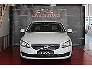--LİVA MOTORS--HATASIZ BOYASIZ VOLVO S60 PREMİUM Volvo S60 1.6 D Premium