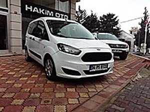 2016 FORD TOURNEO COURİER   85  BİNDE 1.6 M1 OTOMOBİL RUHSATLI FORD TOURNEO COURIER 1.6 TDCI JOURNEY TREND