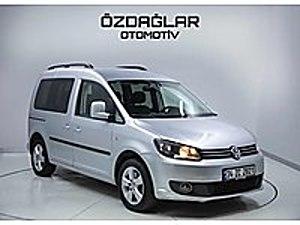2014 MODEL 2.0 SPORTLİNE 140 HP FULL FULL   Volkswagen Caddy 2.0 TDI Sportline