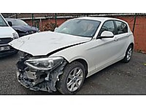 2014 BMW 1.16D F20 DİZEL MANUEL BMW 1 Serisi