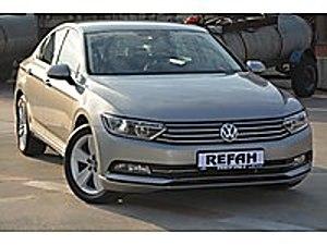 2016 VOLKSWAGEN PASSAT 1.6 TDI BMT COMFORTLİNE HATASZ BOYASIZ Volkswagen Passat 1.6 TDi BlueMotion Comfortline
