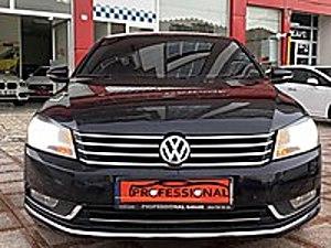 PASSAT CONFORTLİNE 2012 DSG Volkswagen Passat 1.6 TDi BlueMotion Comfortline