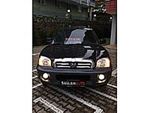 SAĞLAM OTOMOTIVDEN HUNDAI SANTA FE 2.0 CRDİ SAMSUNA OPSİYON LU Hyundai Santa Fe 2.0 CRDi Premium