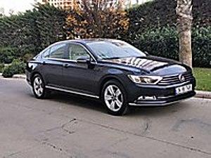 2016 MODEL PASSAT 1.6 TDİ COMFORTLİNE 45.000 KM Volkswagen Passat 1.6 TDi BlueMotion Comfortline
