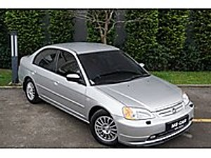 MS CAR DAN 2002 HONDA CİVİC 1.6VTEC OTOMATİK -TAKAS OLUR- Honda Civic 1.6 VTEC ES