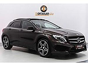 ORTAKLAR AUTO DAN GLA 180 d AMG ÖZEL RENK DEĞİŞENSİZ CAM TAVAN.. Mercedes - Benz GLA 180 CDI AMG