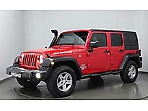 FURKAN OTODAN YENİ KASA WRANGLER RUBİCON 2.8 CRD 4x4 200HP Jeep Wrangler 2.8 CRD