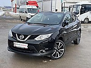 PEHLİVAN OTOMOTİVDEN-HATASIZ- BLACK EDİTİON MANUEL 1.5 DCİ Nissan Qashqai 1.5 dCi Black Edition