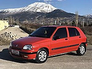 İKİZLERDEN HATASIZ EKSPER RAPORLU MASRAFSIZ ŞEHİR İÇİ ARABASI Renault Clio 1.4 RT