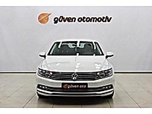 GÜVEN OTO DAN 2015 VW PASSAT 1.6 TDİ DSG F1 COMFORTLİNE Volkswagen Passat 1.6 TDi BlueMotion Comfortline