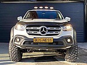 MERSEDES X CLASS 4 MATİC 4X4 OF ROAD DONANIM MERCEDES - BENZ X 250 D PROGRESSIVE