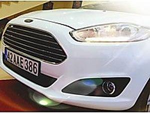 PARK AUTO DAN MASRAFSIZ OTOMATİK Ford Fiesta 1.6 Titanium X